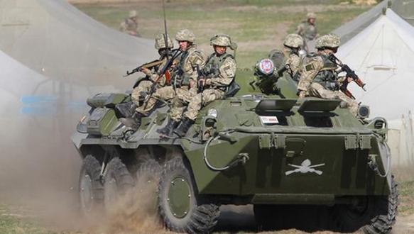 Polonya`da NATO tatbikatı başladı