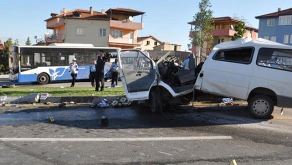 Belediye otobüsü dehşeti: 1 ölü, 5 yaralı