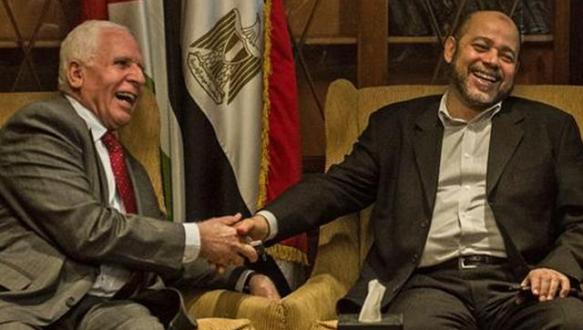 Gazze'nin kontrolü Abbas'ın elinde