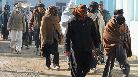 Taliban vahşeti
