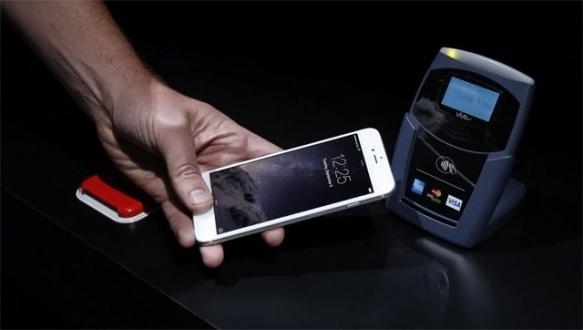 iPhone ile alışveriş devri