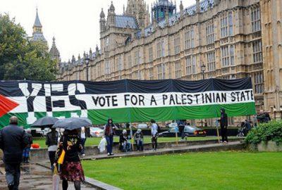 İngiliz parlamentosu Filistin`i tanıdı