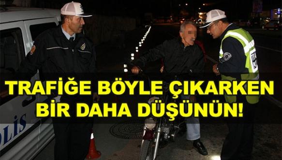 Bursa polisi ceza yağdırdı!