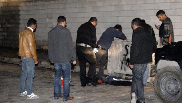 Suriyelilerin çöpe attığı çantadan tüfek çıktı