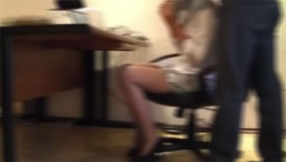 Sekreterden akılalmaz seks tuzağı!