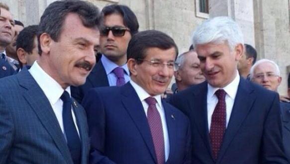Yenişehir heyetinden Başbakan`a hediye