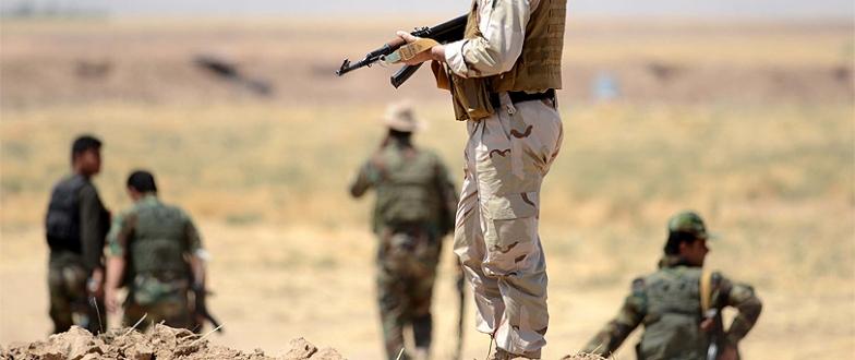 Ağır silahlı 200 Peşmerge! Geçiş Türkiye`den…