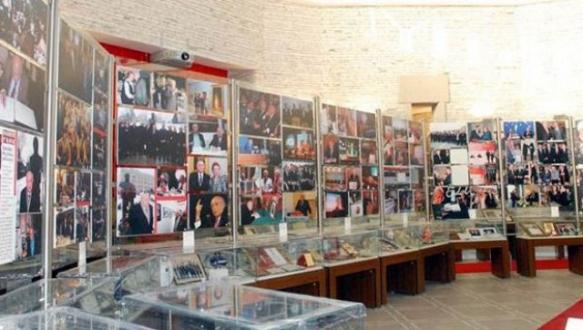 Demirel müzesi bugün açılıyor