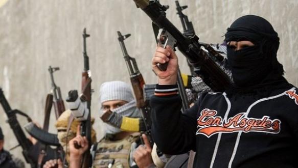 `Bin 800 kişi IŞİD`e katıldı`