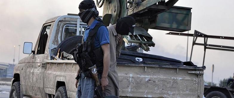 Beyaz Kefenliler, IŞİD emiri ve 17 korumasını öldürdü!
