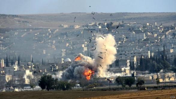 ÖSO Kobani`de