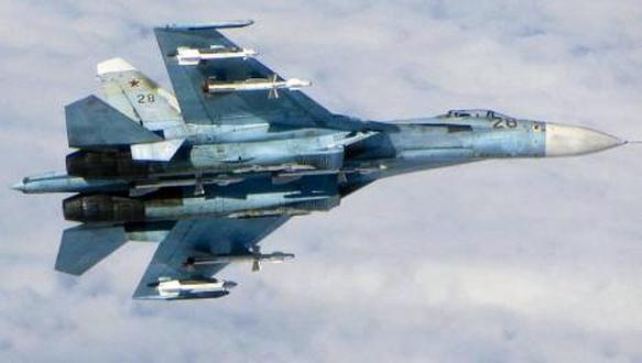 Rus savaş uçakları NATO`yu alarma geçirdi