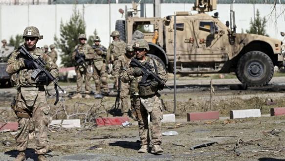 ABD askerleri Afganistan`da kalıyor
