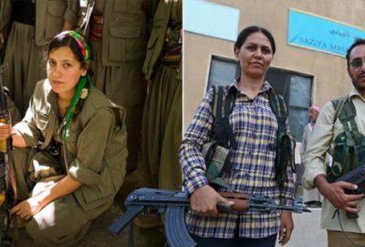 IŞİD, YPG`lilerin başını kesti