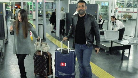 Kıbrıs yolcusu