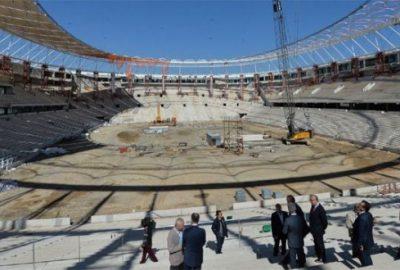 Timsah arena yeni sezona hazır