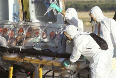 Avrupa'da Ebola alarmı