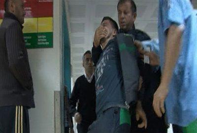 Bursa`da doktora linç girişimi
