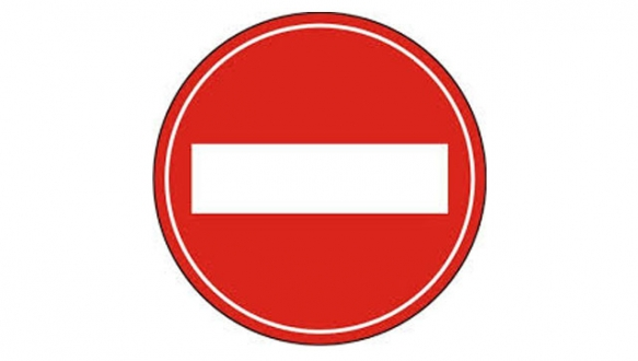 12 Eylül Caddesi yeniden araç trafiğine kapatıldı