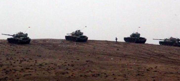 Kobani'de çatışmalar devam ediyor