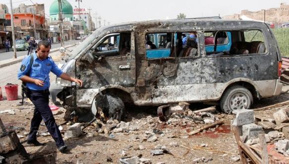 KYB binasına saldırı: 70 ölü