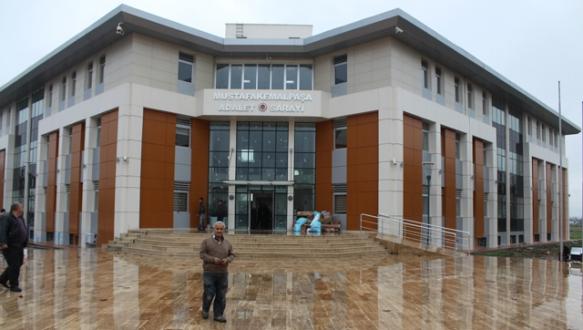 Mustafakemalpaşa`ya yeni Adalet Sarayı
