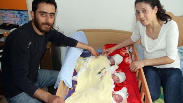 Üçüz babası Cumhurbaşkanı'na seslendi