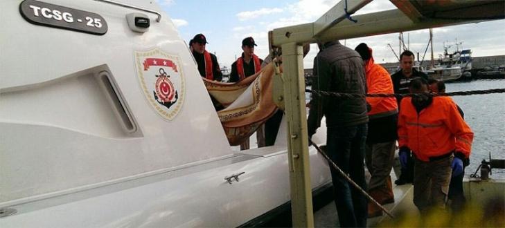 Boğaz`da tekne faciası