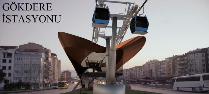 Bursa trafiğine teleferikli çözüm