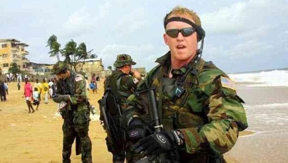Bin Ladin`i vuran asker