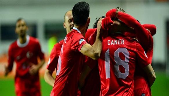 Milli Takım`da 4 Bursasporlu!