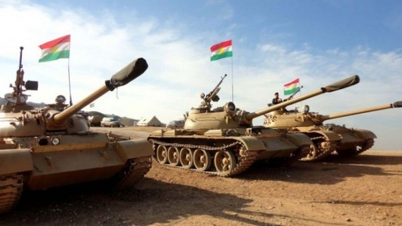 Olay açıklama: Kürdistan`ın sınırını çizdik