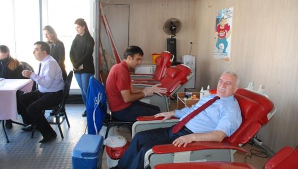 Müftülükten kan bağışı kampanyası