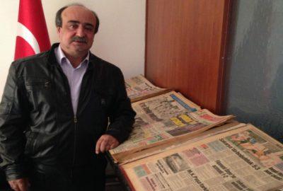 Bursaspor sevdası 30 yıllık arşiv yaptırdı