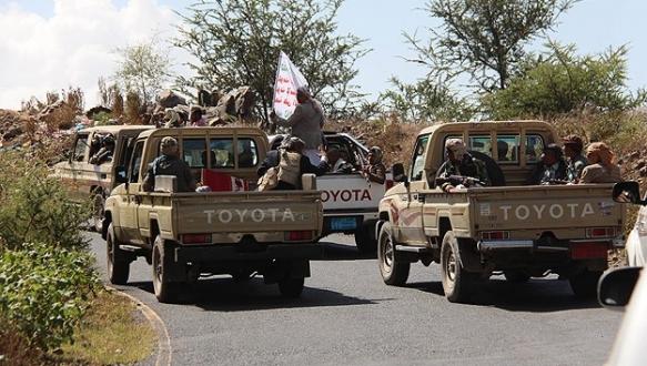 Yemen`de Husi militanı 9 kişi öldü