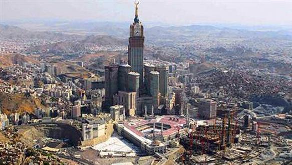 Hz. Muhammed`in doğduğu ev yıkılıyor mu?