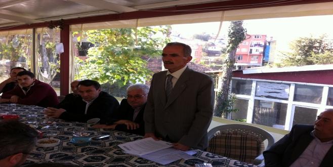 AK Parti`de kongreler Yıldırım`la başlıyor