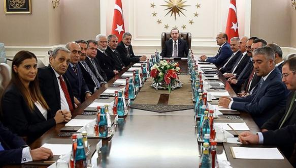 Erdoğan`dan Terim`e destek