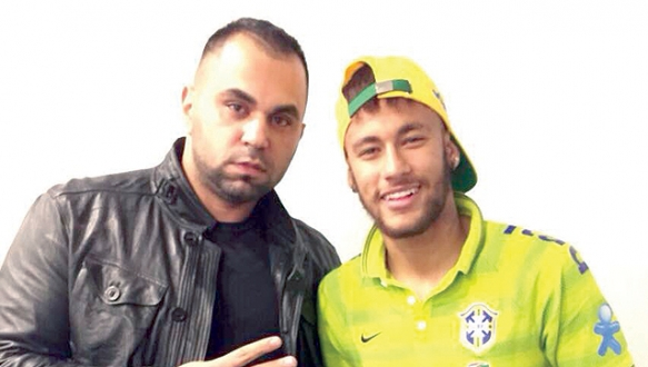 Neymar`a pahalı jest