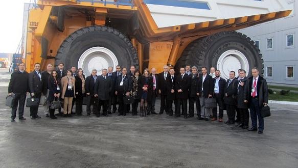 OİB Belarus`a çıkarma yaptı