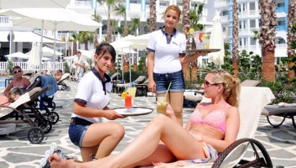 Turizm sektöründe 50 bin kişi işsiz kaldı