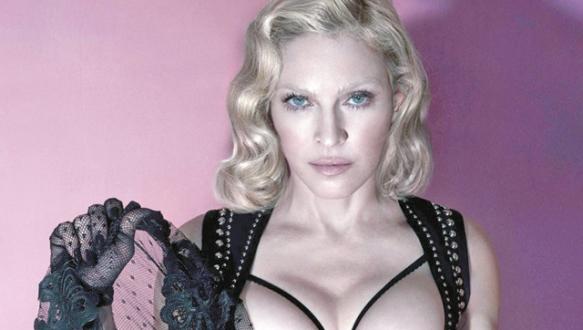 Madonna Mert`e emanet