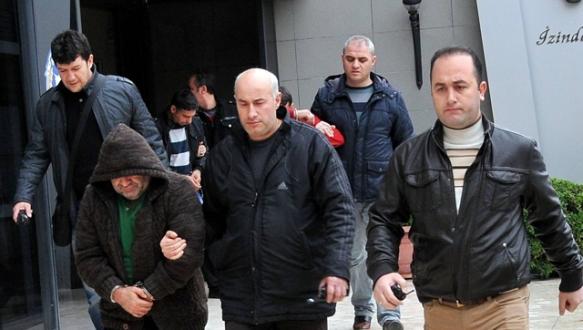 Nakliye dolandırıcıları tutuklandı