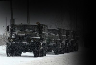 Luhansk`ta ateşkes
