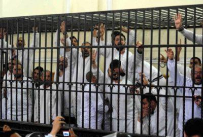 Mısır`da 185 idam cezası