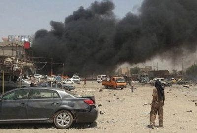 IŞİD`e saldırı `muamması`