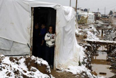 Suriyeliler için `1 Dolar`