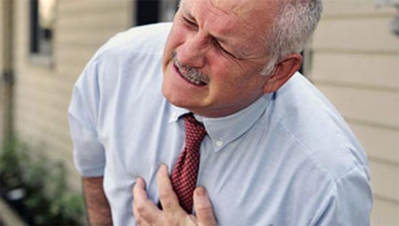 Kalp krizi erkekleri vuruyor