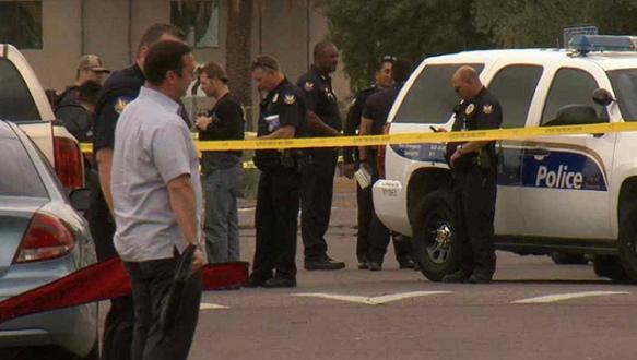Polis yine bir zenciyi öldürdü