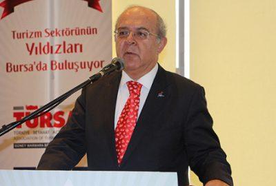 Turizmin yıldızları Bursa`da buluştu